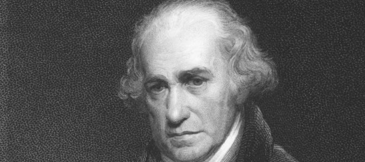The Scottish inventor James Watt for whom Heriot-Watt University was named.