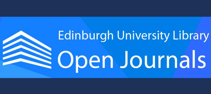 Edinburgh University Library Open Journals