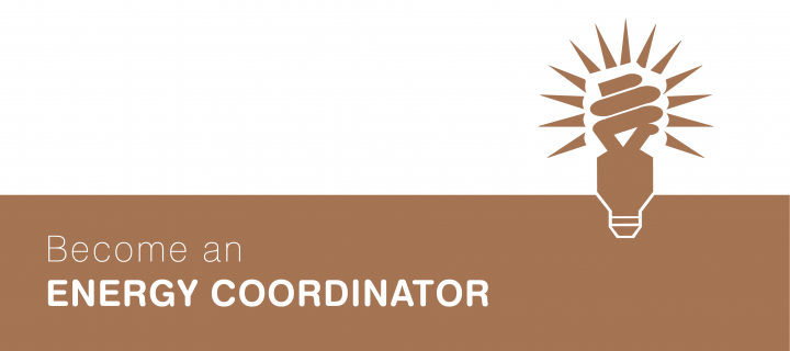 Become an energy coordinator tip