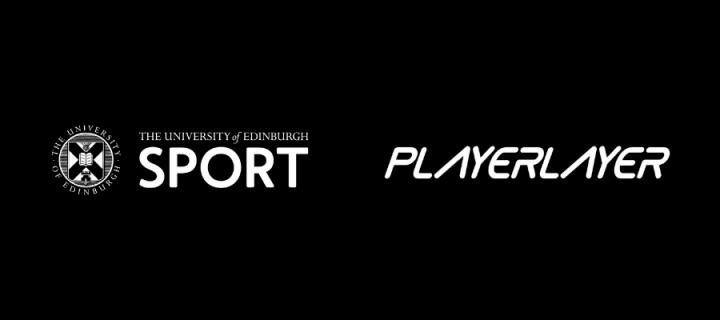 University of Edinburgh Sport and Playerlayer Logos