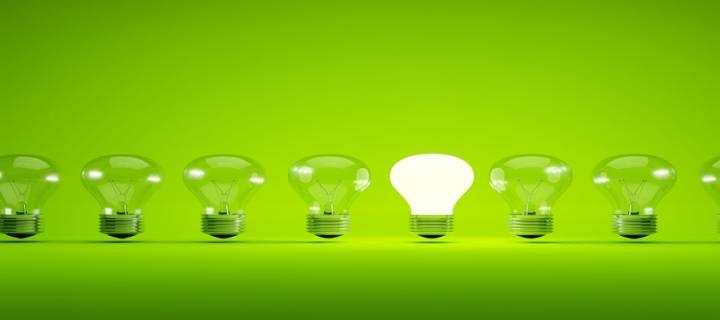 UHRS Learning and Development lightbulb logo