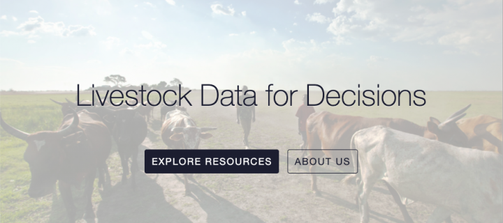 Livestocdata.org aims to communicate the best available data and evidence on livestock health and productivity.