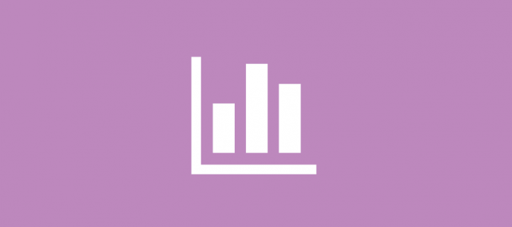 Living lab data bar chart icon