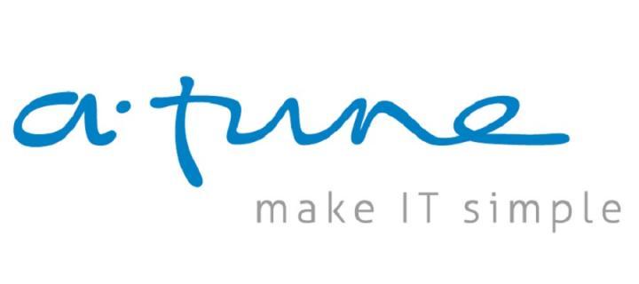 A-Tune software company logo