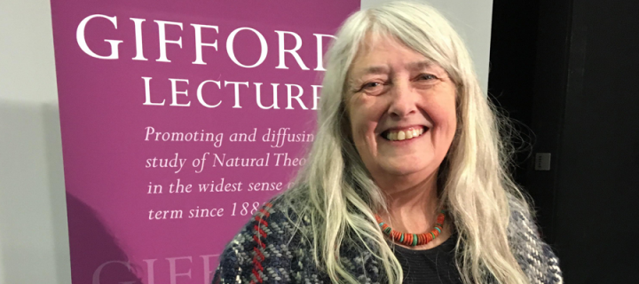 Dame Mary Beard Gifford Lecture