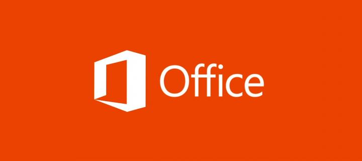 Microsoft Office software logoi