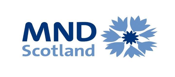 Motor Neurone Disease Scotland logo