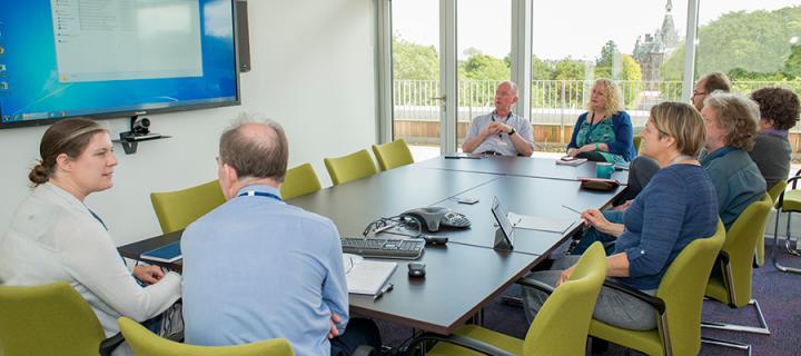 MRC Human Genetics Unit Executive committee