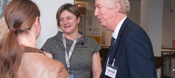 MRC M.Chisolm MSP visit 2015
