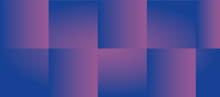 Blue and purple gradient background