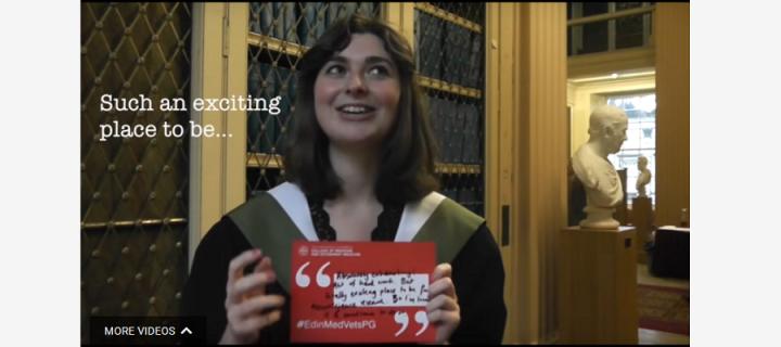 A still image from a graduation film for Integrative Neuroscience