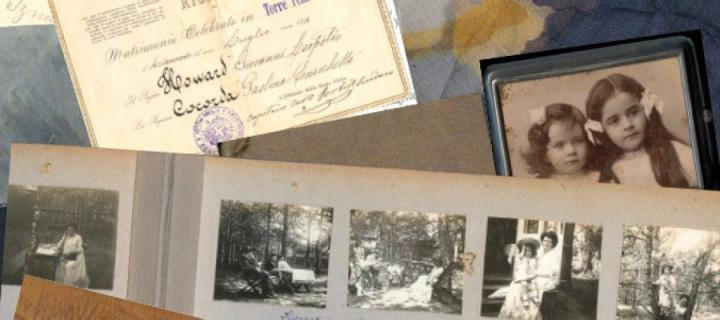 Russian photographs and documents