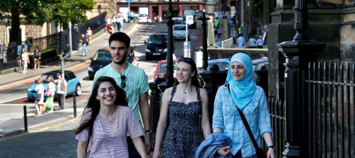 University of Edinburgh scholarships