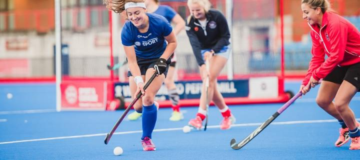 Image of Edinburgh University Hockey Club