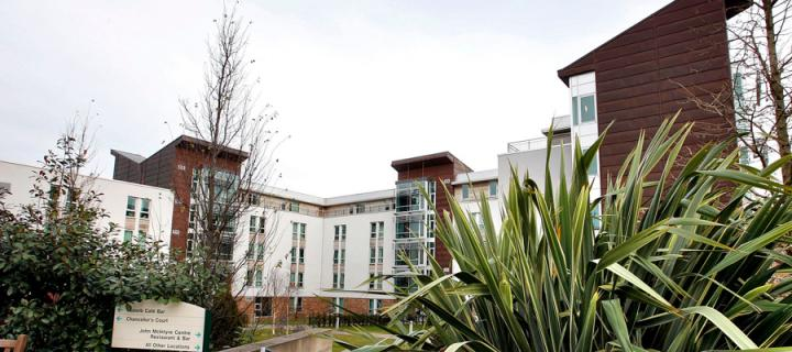 Chancellor's Court at Pollock Halls