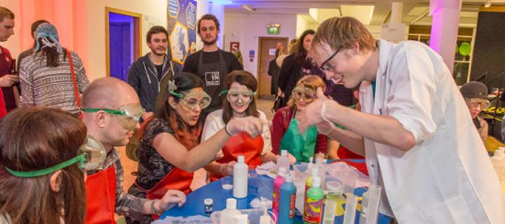Edinburgh Science Festival image
