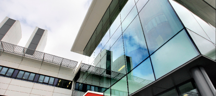 Image showing Queen's Medical Research Institute building