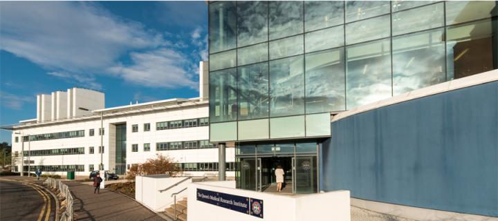 Queens Medical Research Institute building