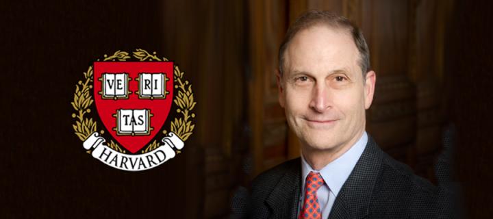 Dr David Blumenthal, Professor of Medicine, Harvard