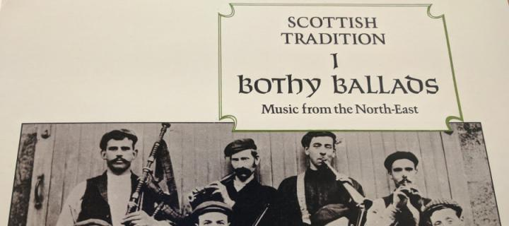 Album Cover Scottish Traditions