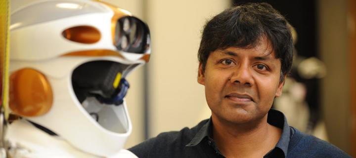 Professor Sethu Vijayakumar