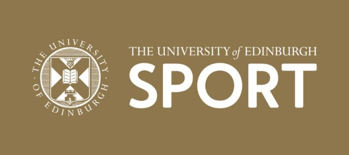University of Edinburgh Sport logo