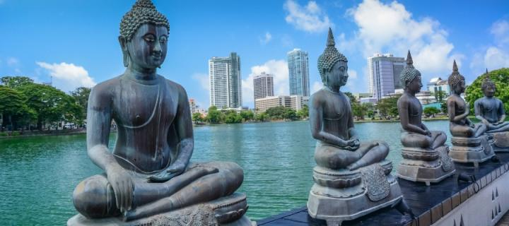 Sri Lanka buddhas