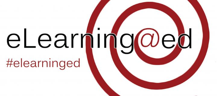 The elearing at ed logo