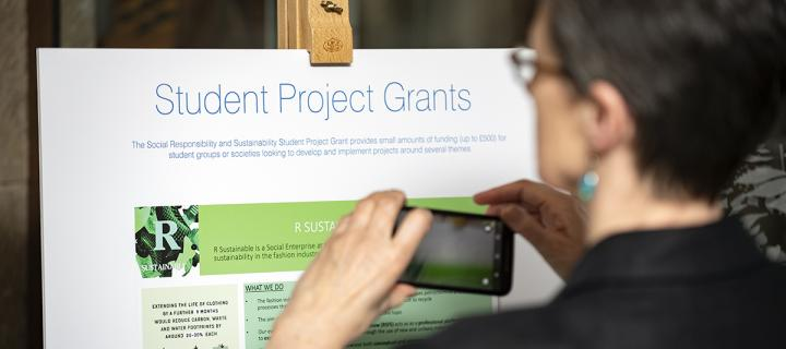 Student project grant poster 2019