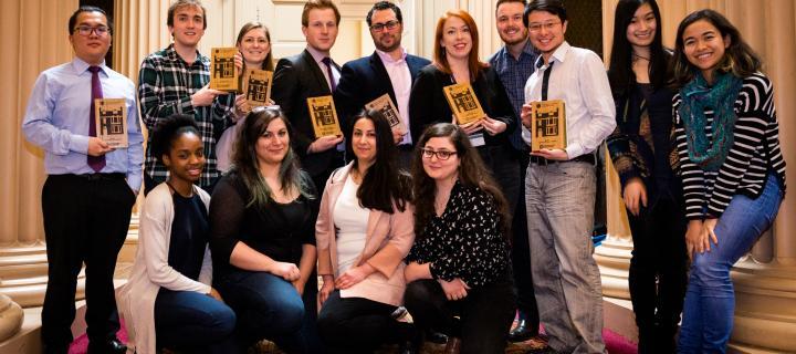 Residence awards, sustainability awards 2017