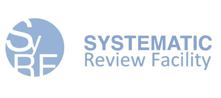 Systematic Review Facility logo