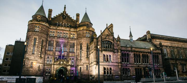 Student Union Teviot Row House