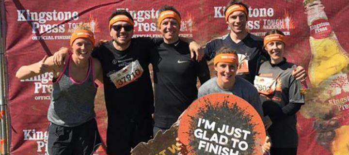Tough Mudder Fundraisers for RUSH