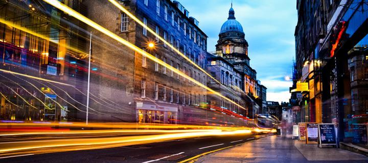 Transport in Edinburgh
