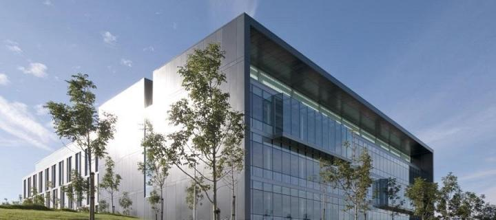 View of the Usher Institute of Population Health Sciences and Informatics
