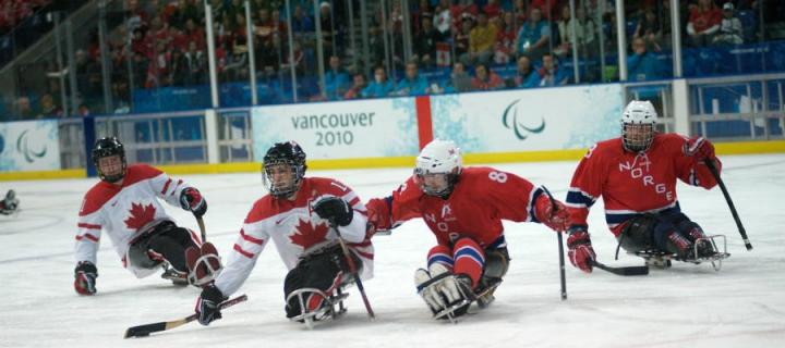 Hockey at the 2010 Vancouver Olympics