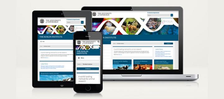 Digital resources - web design