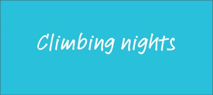 Climbing Nights