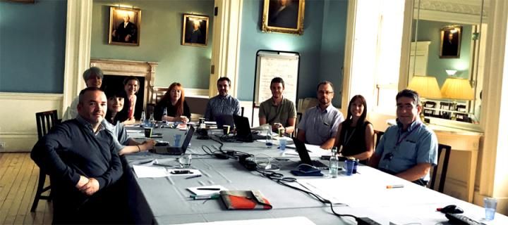 MSC critical care development board round the table