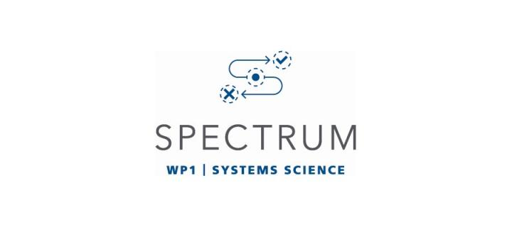 Icon with title of work package: systems science