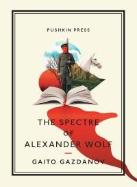 Cover of The Spectre of Alexander Wolf