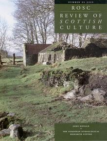 Cover of the Review of Scottish Culture: Volume 22