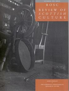 Cover of the Review of Scottish Culture: Volume 23