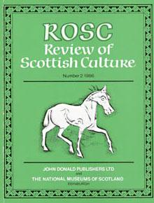Review of Scottish Culture Volume 2 cover