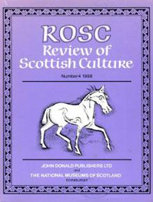 Review of Scottish Culture Volume 4 cover