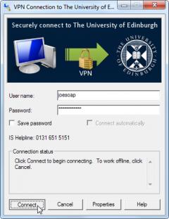 Windows 7 | The University of Edinburgh