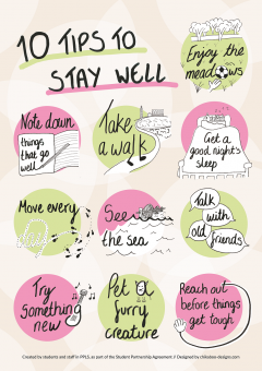 10 tips to stay well