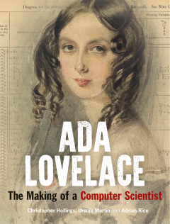 Cover of 'Ada Lovelace: The Making of a Computer Scientist'