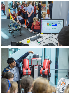 Images from the Ada Lovelace event in Informatics