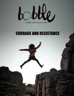 Front cover of BABBLE Issue Two